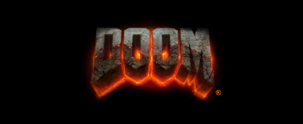 DooM 4 has a Logo